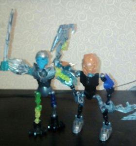 Лего биониклы.