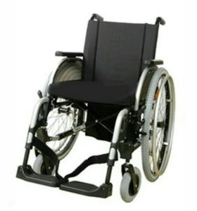 Инвалидная коляска, прогулочная. Новая.