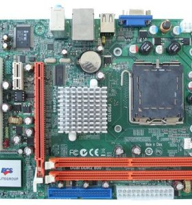 Материнская плата ECS G31T-M9 (V1.0) LGA775