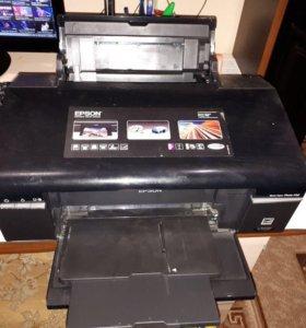 Принтер Epson p50