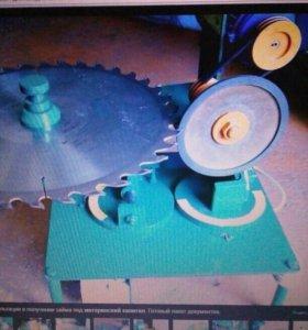 Для дисковых пил алтай-3