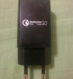 Адаптер Qualcomm quick charge 2.0.