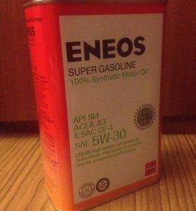 Синтетическое моторное масло ENEOS 5w30
