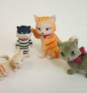 Кошечки 5 шт.
