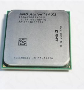 Процессор AMD Athlon 64 X2 4200+ 2.2 ГГц