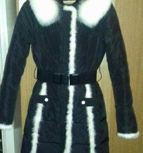 Куртку зимняя