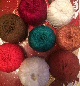 Мулине, ирис, канва, схемы для вышивания