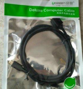Новый Кабель Micro USB Ugreen 3 метра