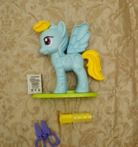 Набор My little pony (Play Doh)
