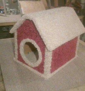 Домики для собачек