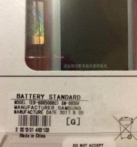 Аккумулятор новый для телефона Samsung