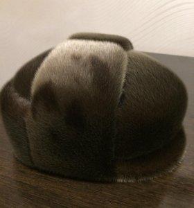 Меховая шапка. Нерпа