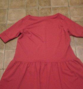 Новенькое платье 54 размер