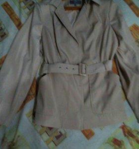 Куртка новая, весна-осень, 48 размер