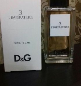 D&G Императрица 3🔥🔥🔥