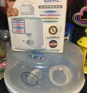 Стерилизатор и подогреватель бутылочек