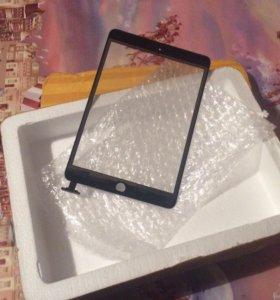 ipad mini 3 display тачскрин экран