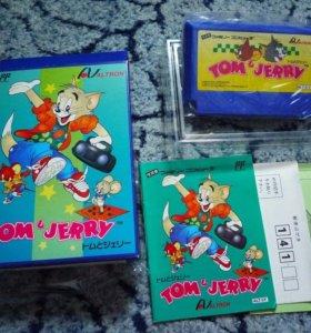 Tom & Jerry - Famicom Денди
