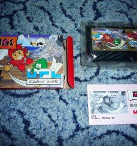 Ninja kun Ashura - Famicom Денди Dendy