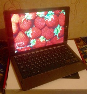 Планшет-ноутбук