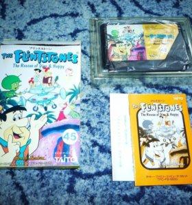 The Flintstones - Famicom Денди Dendy