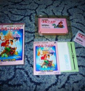 Little Mermaid - Русалочка - Famicom Денди Dendy