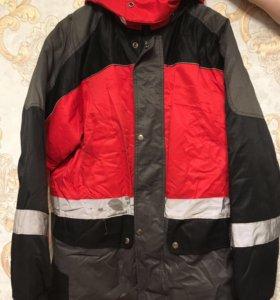 Зимняя куртка Техноавиа