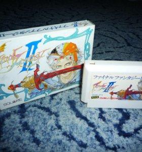 Final Fantasy II - Famicom Денди Dendy