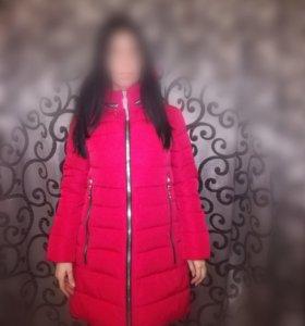 Новое осенне-зимнее пальто. Р.44-46