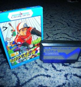 Baseball I (Бокс + картридж) - Famicom Денди Dendy