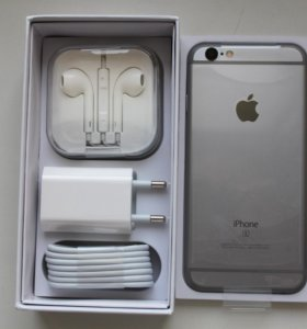 Новый Apple iPhone 6s Space Gray 16 gb