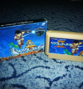 Hercules No Eiko II - Famicom Денди Dendy