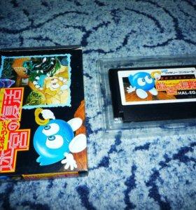 Egger Land - Famicom Денди Dendy