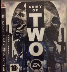Army of two на PS3
