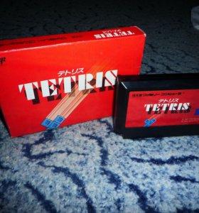 Tetris (Бокс + картридж) - Famicom Денди Dendy