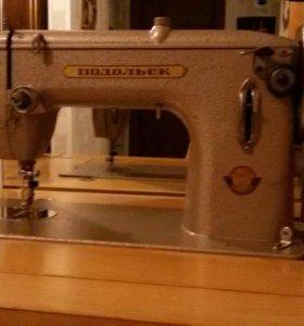 Швейная ножная машинка Подольск