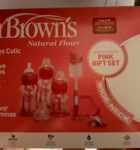 Набор бутылочек Dr Brown's