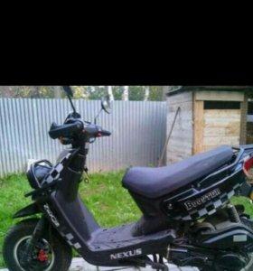 Новый скутер