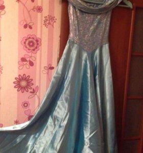 Праздничное платье 👗 👑