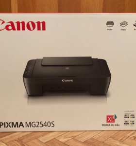 Принтер canon (новый) 3в1