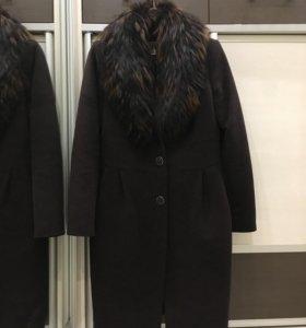 Зимнее пальто 44-46 размер