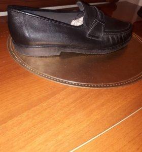 Распродажа !!! туфли новые мужские