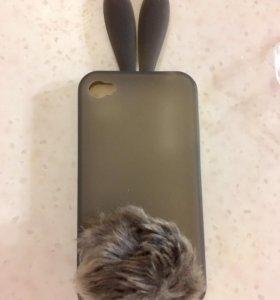 Новый чехол для iPhone 4/4S