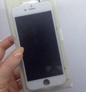 Дисплей iPhone 6 чёрн