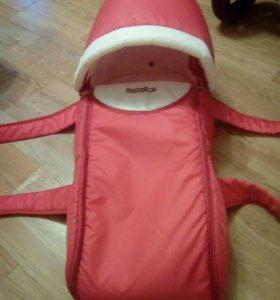 Сумка переноска для ребенка