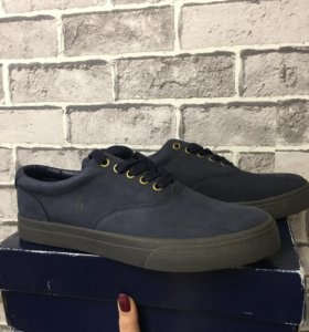 Новые кеды ботинки Ralph Lauren оригинал