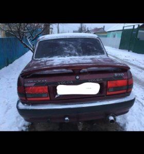 Волга 31105 газ