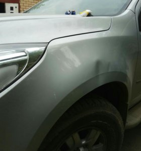 Удаление ремонт вмятин на автомобилях без покраски