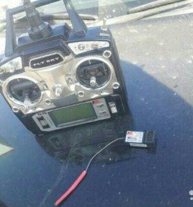 Пульт управления FLY SKY fs-t6