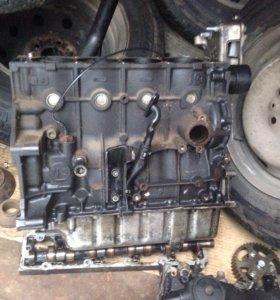 Двигатель dw10 rhy peugeot citroen дизель 2.0
